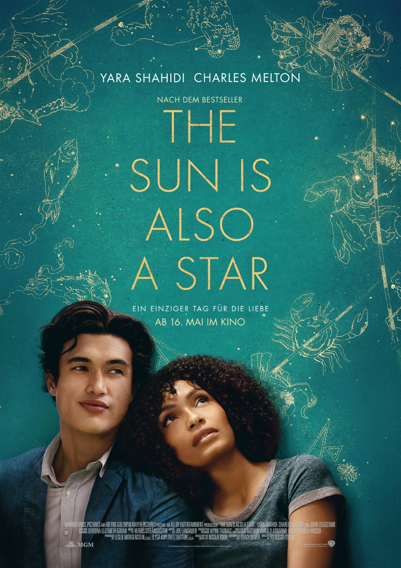 The Sun Is Also A Star Wessels Filmkritik Com