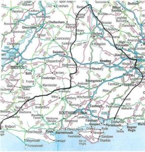 Wessex area map (2)