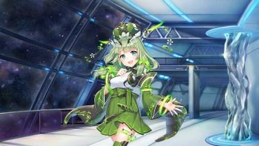 恒星少女 Z・E・ゲヌビ