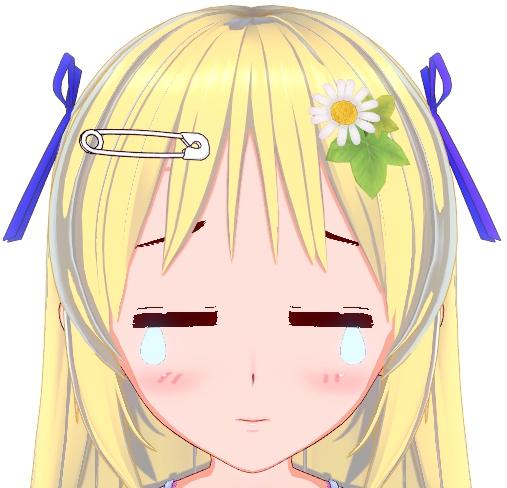 インコ(泣