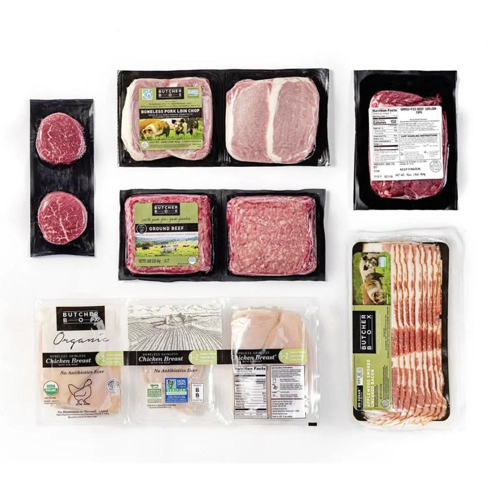 butcherbox gift set