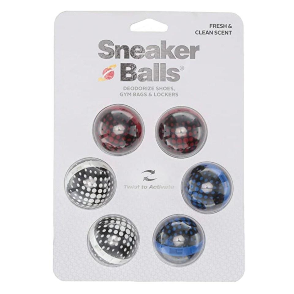 Sof Sole Sneaker Balls Matrix Pattern