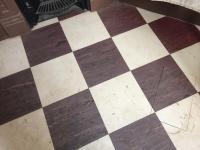 Deep Cleaning Kitchen and bathroom Vinyl floors in ...