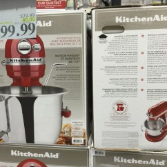 Costco Kitchen Aid Showrooms Massachusetts West Sales Items December 7 13 Fan Blog