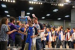 2013 FRC Alamo Regional Winner, Alliance Captain FIRST Team 2468, Team Appreciate