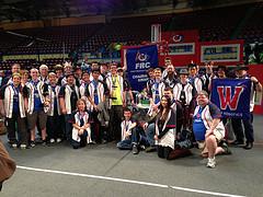 2013 FRC Hub City Regional Chairman's Award Team 2468, Team Appreciate