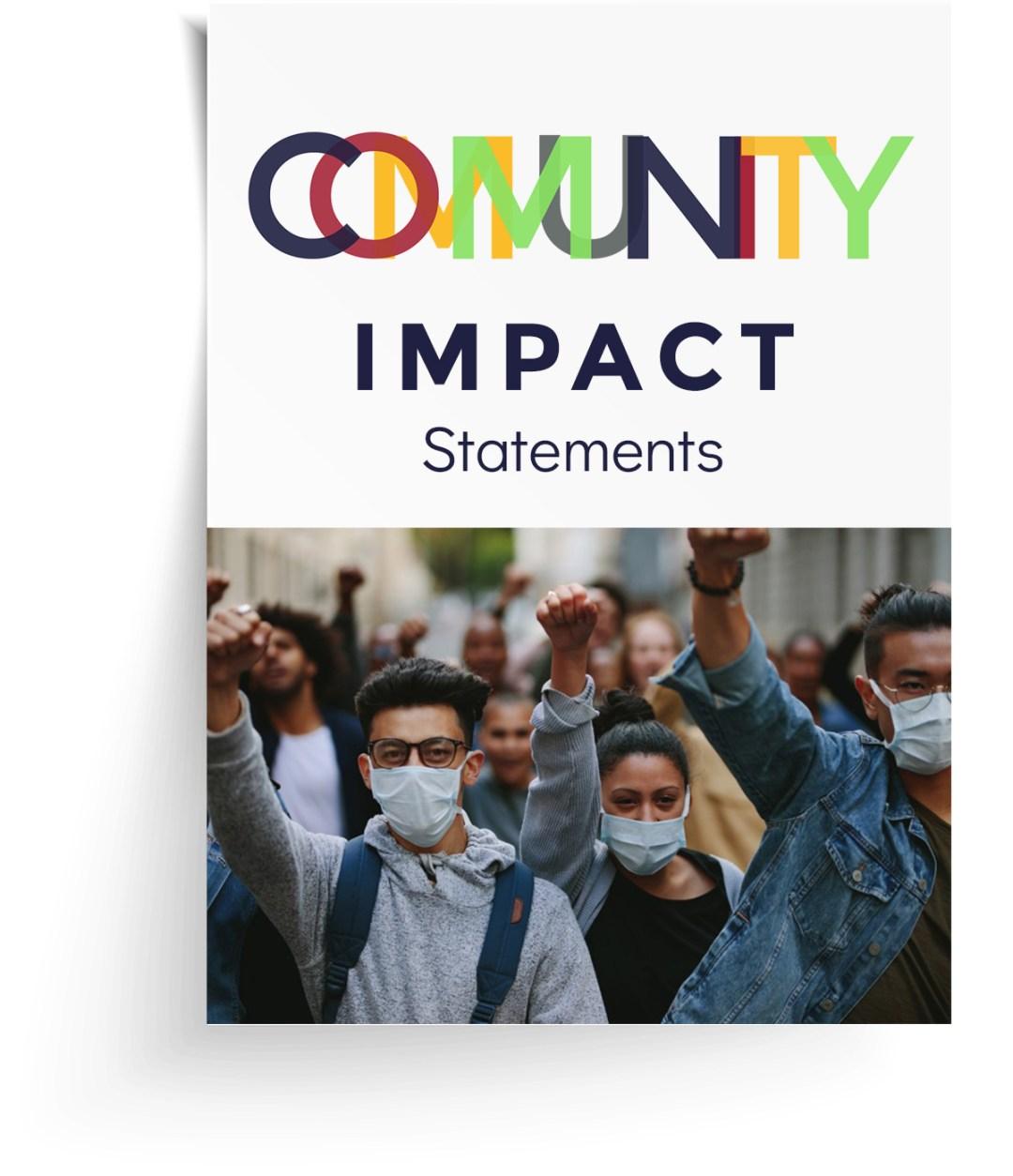 Community Impact Statements