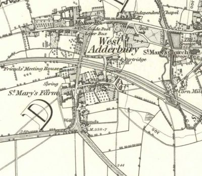 West Adderbury 1881