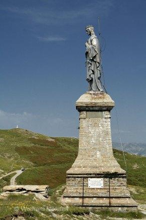 il Redentore, Monte Sacarello - Foto: © Wolfram Mikuteit