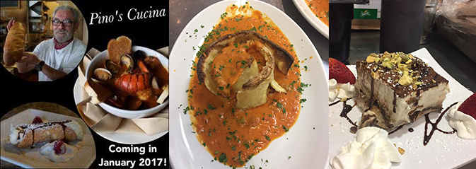 Pino's Cucina Brings Authentic Italian Cuisine to Ladera Ranch