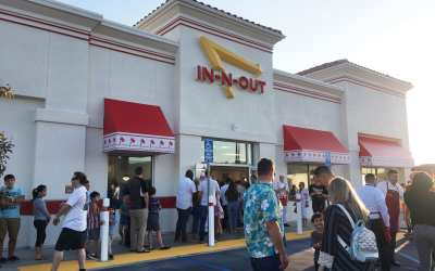 In-N-Out Burger will open in Rancho Mission Viejo on Wednesday, Oct. 24