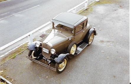 Model T Ford 11