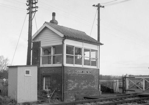Kintbury signal box