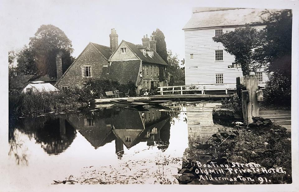 aldermaston old mill