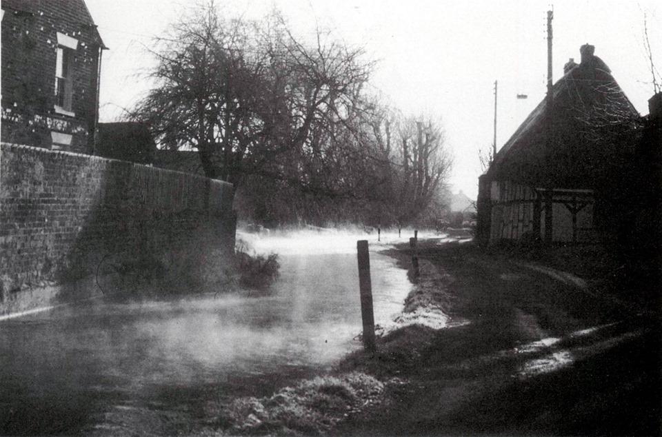 river lambourn eastbury