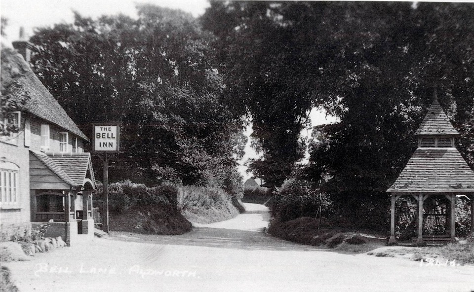 the bell aldworth 1950's