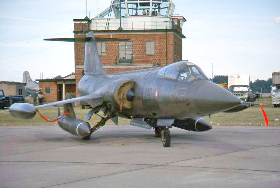 Danish F-104 1974