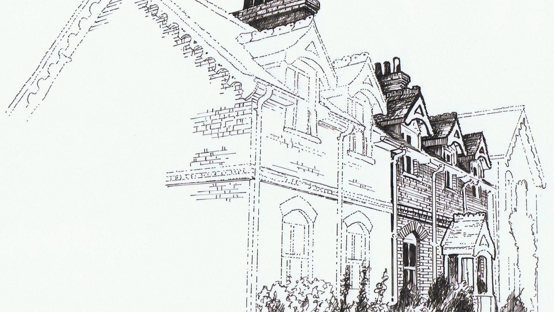 Walk in Spencer's footsteps around Burghclere