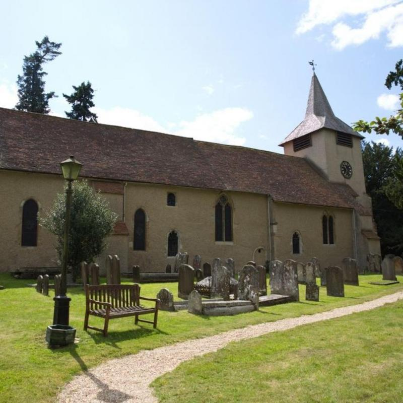 St Mary the Virgin Church, Aldermaston