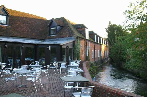 The Bear Hotel Hungerford,