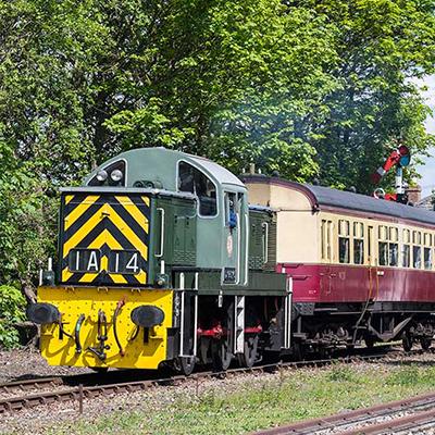 Steam & Heritage Diesel