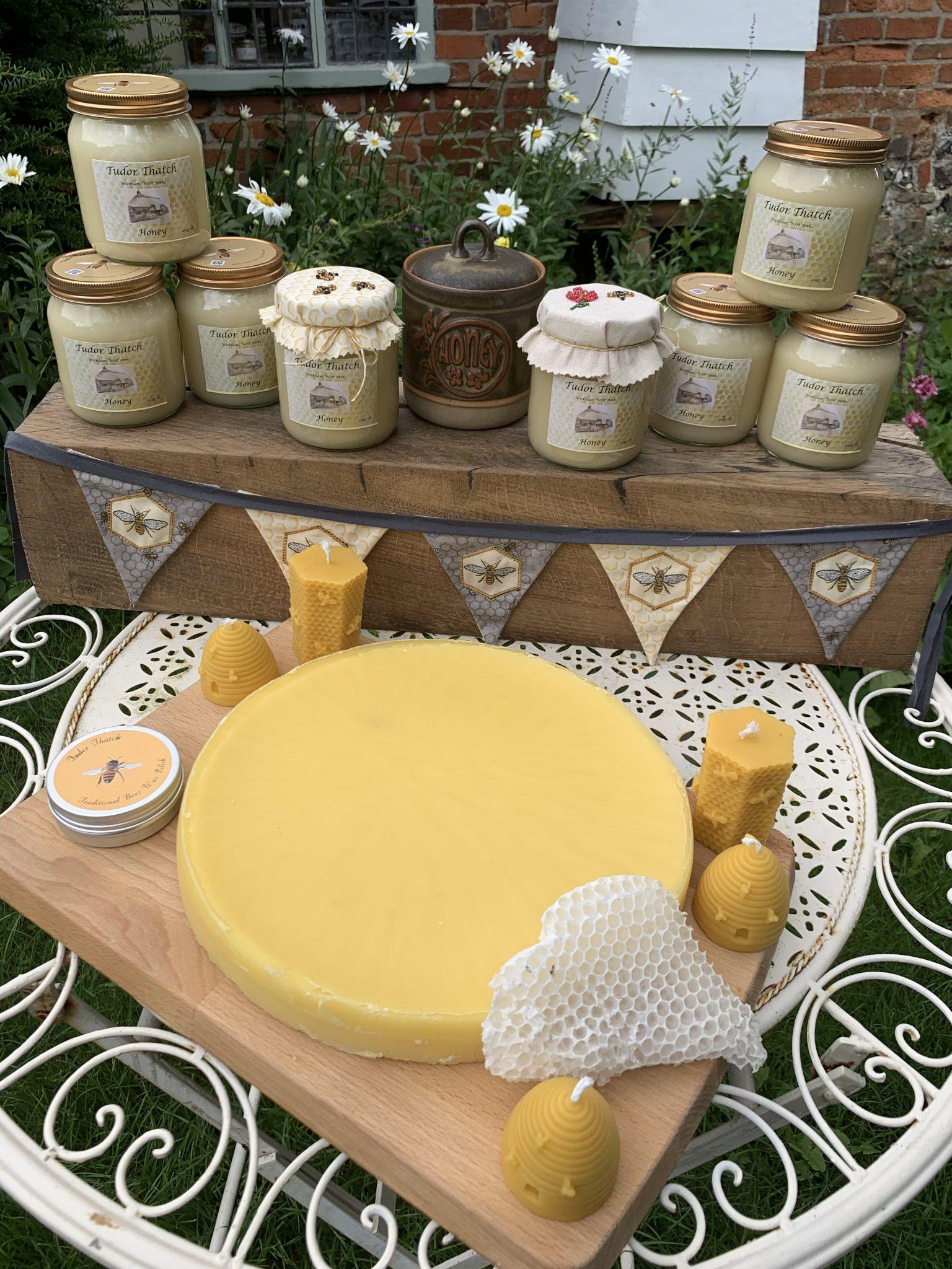 Tudor Thatch Honey