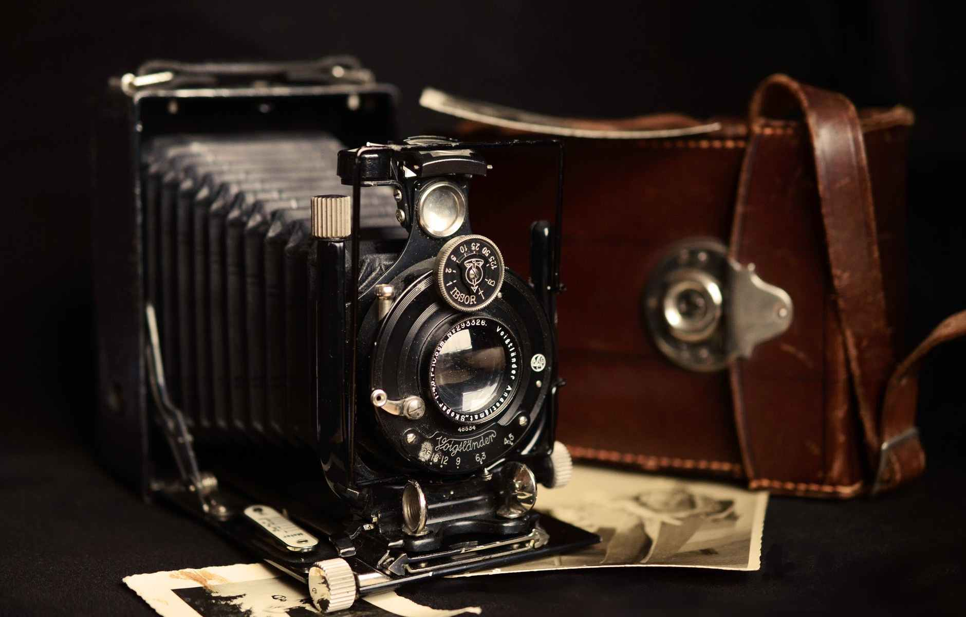 camera photography old antique