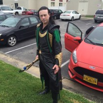 Loki God of Mischief, Teller of Lies and Stories