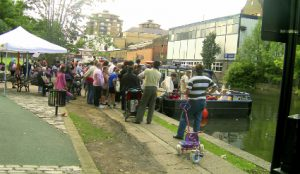 Canalside Chillout - Friday 9th July 2010 5pm -8pm (along the canal between Delamere Terrace and Harrow Road)