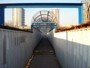 Westbourne Footbridge