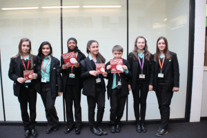 westminster academy at the bbc -pic 1