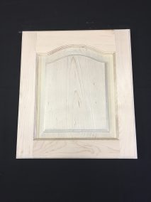 Cathedral Style Door