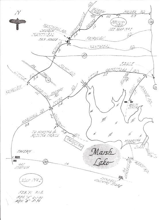 Marsh Creek State Park Map : marsh, creek, state, Where, Chester