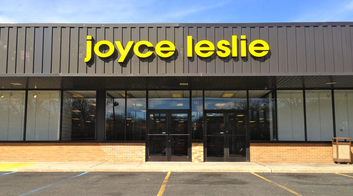 The End of an Era for Women in NY, NJ - Joyce Leslie Closes Its Doors