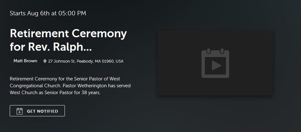 Livestream View Stream Page
