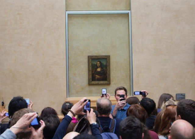 Mona Lisa, Louvre, Paris, France