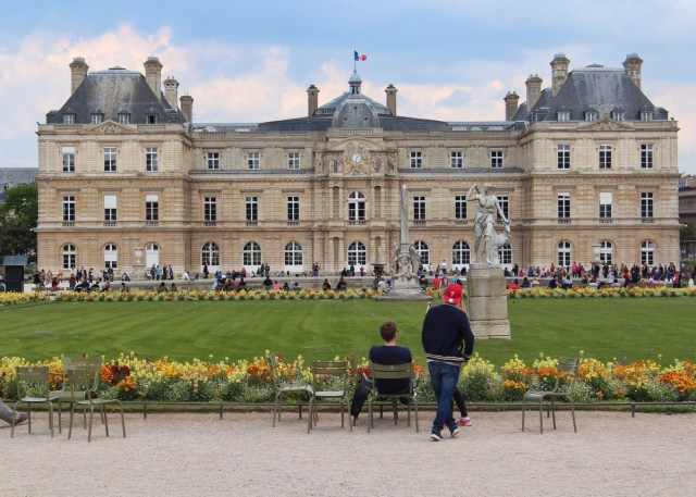 Jardin du Luxembourg, Paris, France