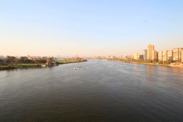 Cairo Egypt Nile River