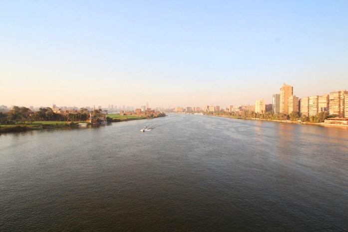 Cairo Egypt Nile River