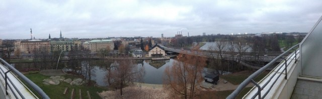 Last view of Linkoping