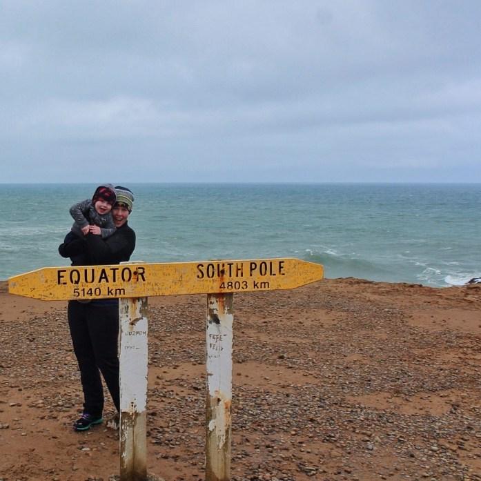 Slope Point New Zealand