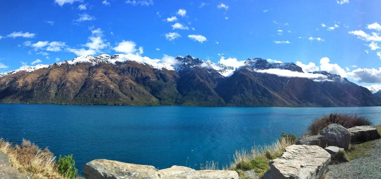 Lake Wakitipu, NZ