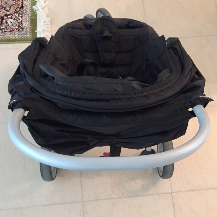 stroller handle quick fix