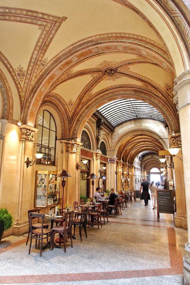 Ferstal Passage Vienna