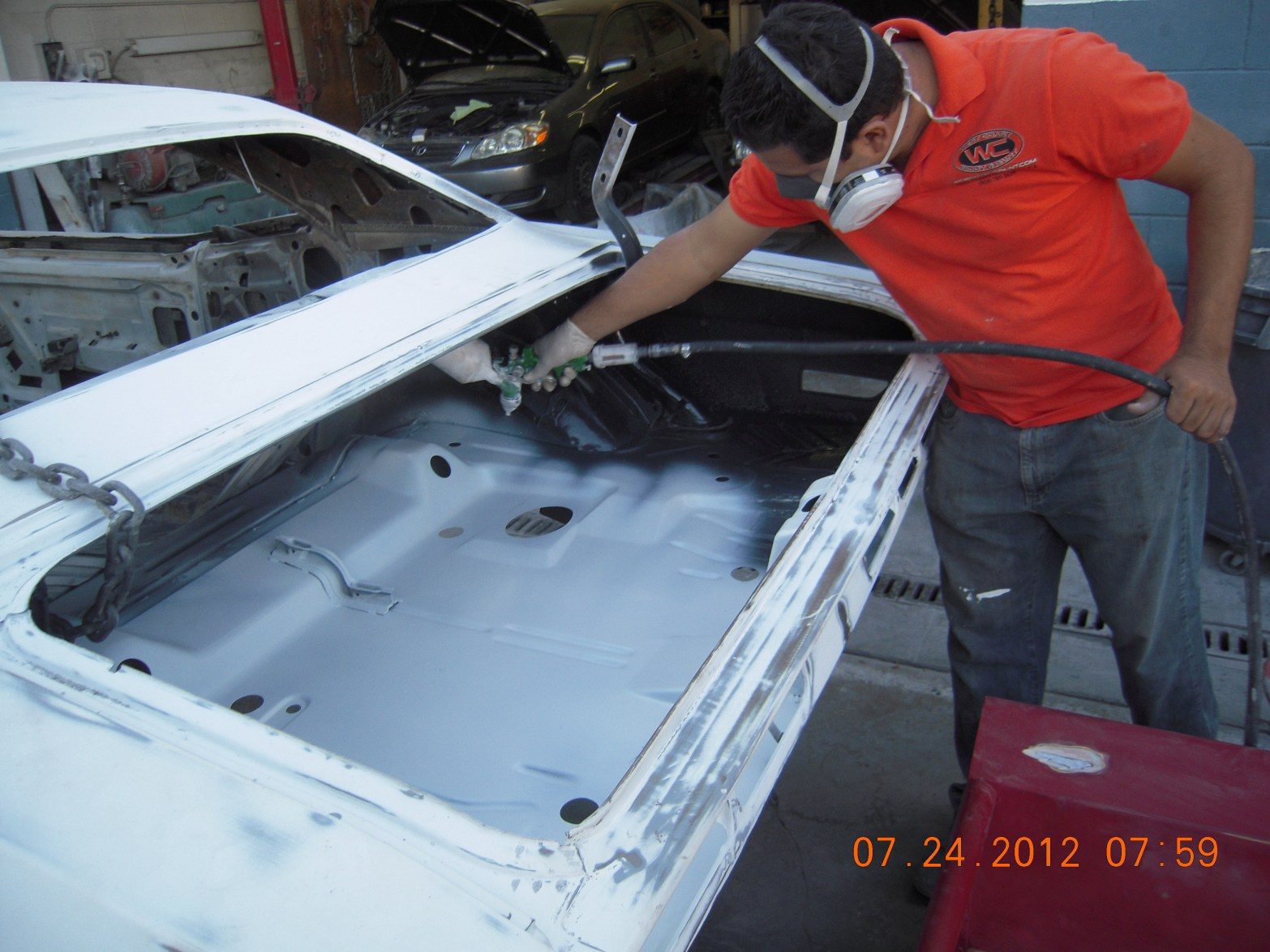 Rust and Corrosion Repair and Removal | WEST COAST BODY AND