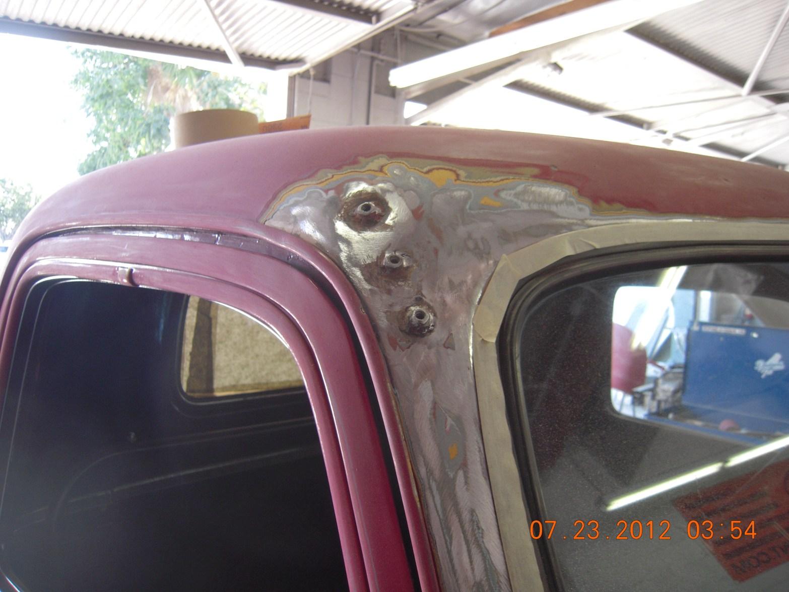 Classic GMC Truck Restoration | WEST COAST BODY AND PAINT | Auto ...