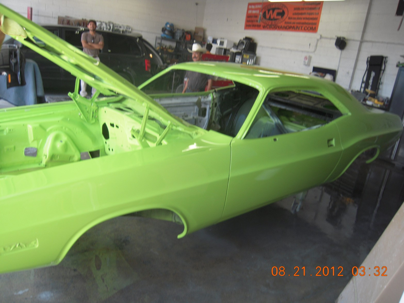 1971 Dodge Challenger Muscle Car Restoration | WEST COAST ...