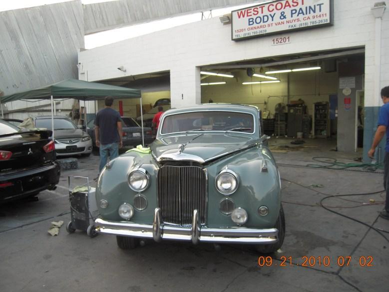 Vintage Car Restorations 29