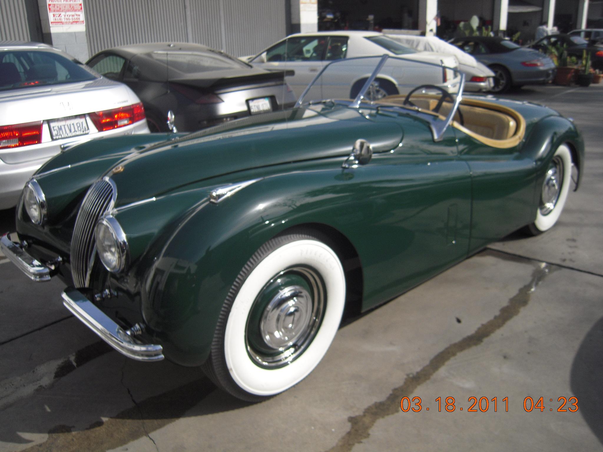 Classic Car Restorations Vintage Car Restorations WEST COAST - Classic car paint