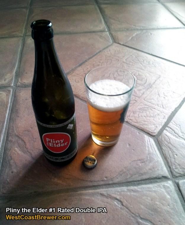 Pliny the Elder - IPA Beer
